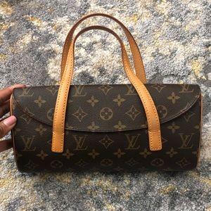 Louis Vuitton Sonatine clutch